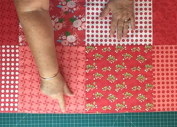 baby quilt tutorial - step-by-step