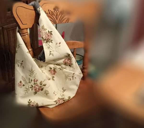 origami-bag, sewing, craft