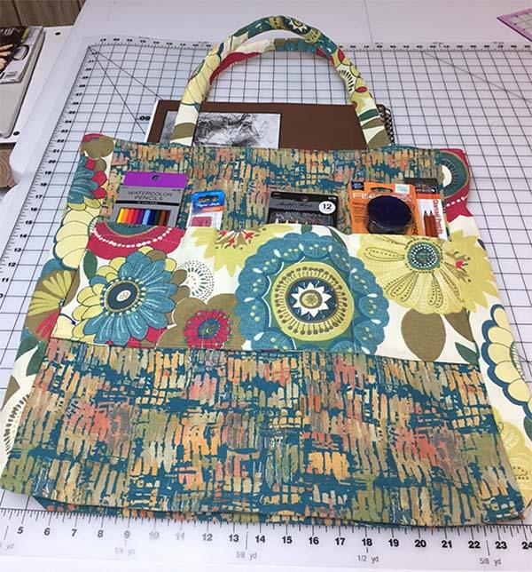 big-craft-bag, craft, sewing, quilting