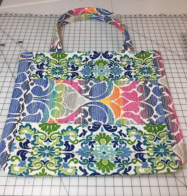 readers-project, craft, sewing, tote-bag, handmade-tote-bag. bag