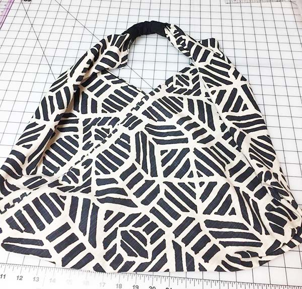 origami-tote-bag, craft, sewing,