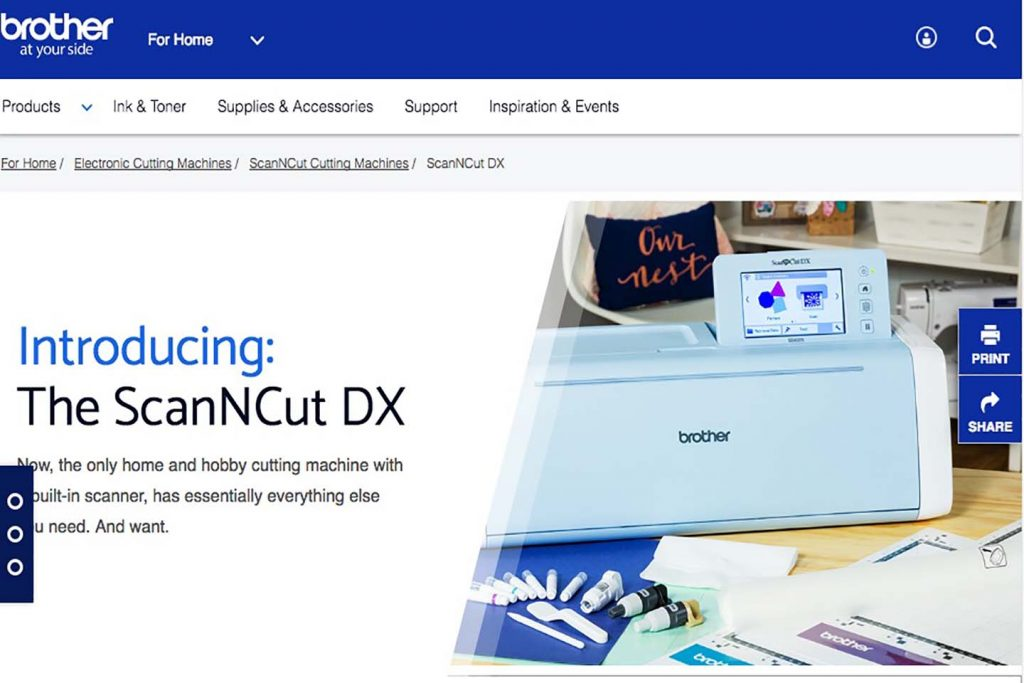 The NEW Brother ScanNCut DX Machine – Is it Worth the Upgrade?