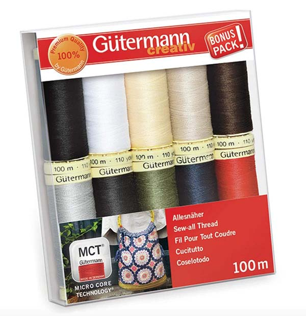 Gutermann-Sew-All-Thread,sewing,quilting,alandacraft.com, sewing thread