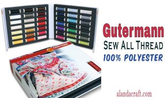 What Thread Do We Use for Sewing & Quilting?