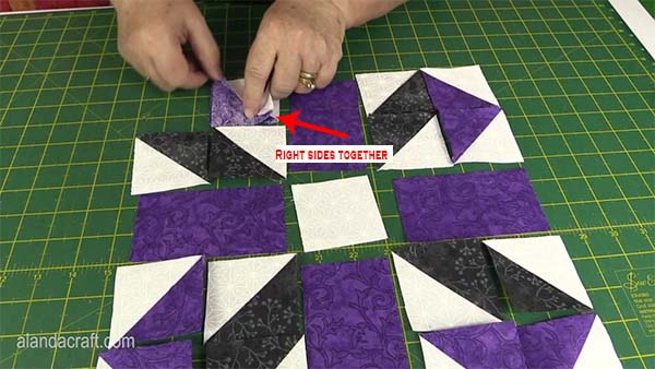 jack-in-the-box-quilt-block,quilt-block, sewing,quilting-craft,www.alandacraft.com