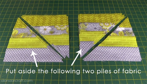 jelly roll cushion cover tutorial