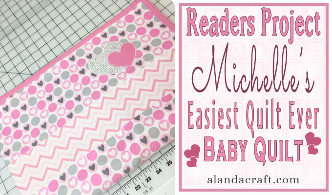 easiest-quilt-ever, beginners-quilt, quilting, sewing.craft, www.alandacraft.com