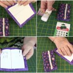 sewing -needle-holder,quilting, diy,sewing, craft, fabric-scraps, www.alandacraft.com