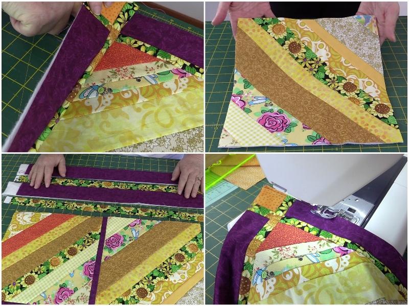 string-quilt, strip-quilt, stash-quiltdiy,quilting, sewing, fabric-scraps, www.alandacraft.com