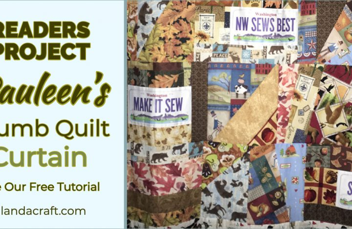 crumb-quilting, craft, sewing, alandacraft.com