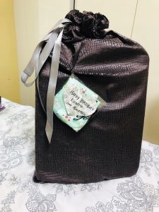 gift-bag, diy-sewing-project, sewing, drawstring-gift-bag