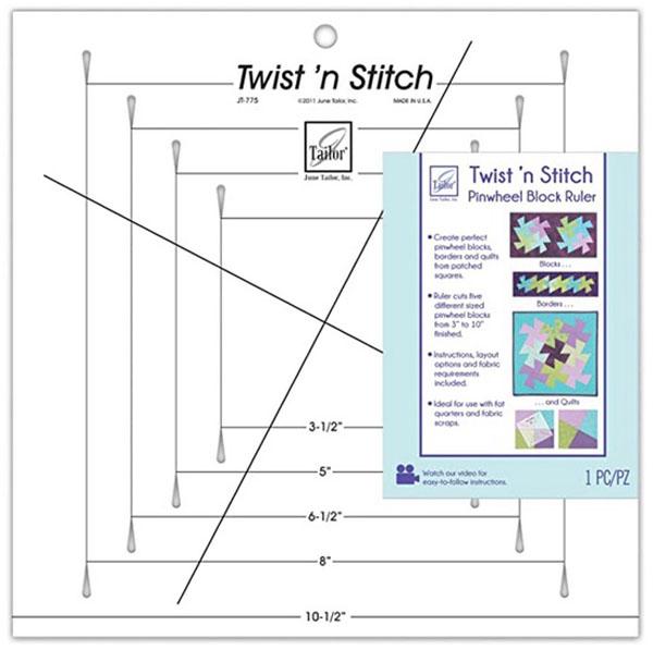 twist n stitch - june tailor