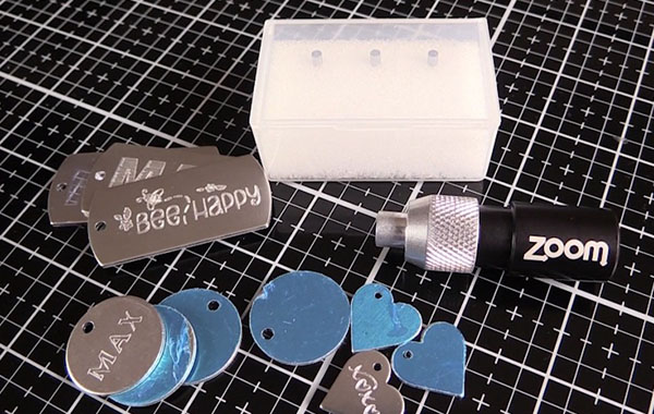 Zoom Precision Engraver for ScanNCut - Review