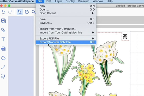 print to cut scanncut tutorial