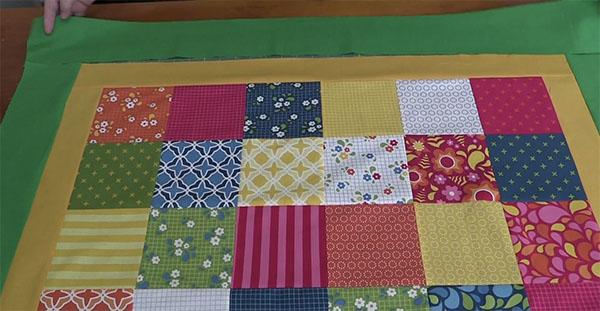 beginner patchwork quilt tutorial